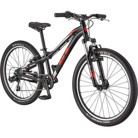 GT Bicycles Stomper Prime 24 Bambino, nero